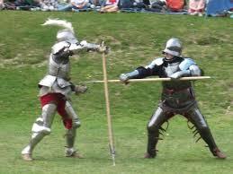knightsfighting