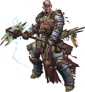Bloodrager - Crowe