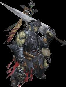 Warpriest - Oloch