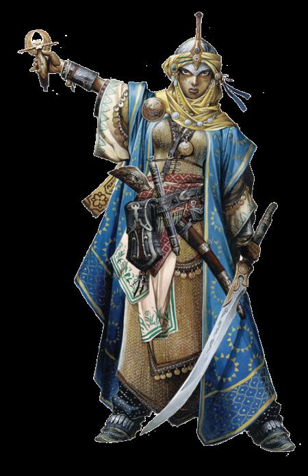 Kyra - Cleric